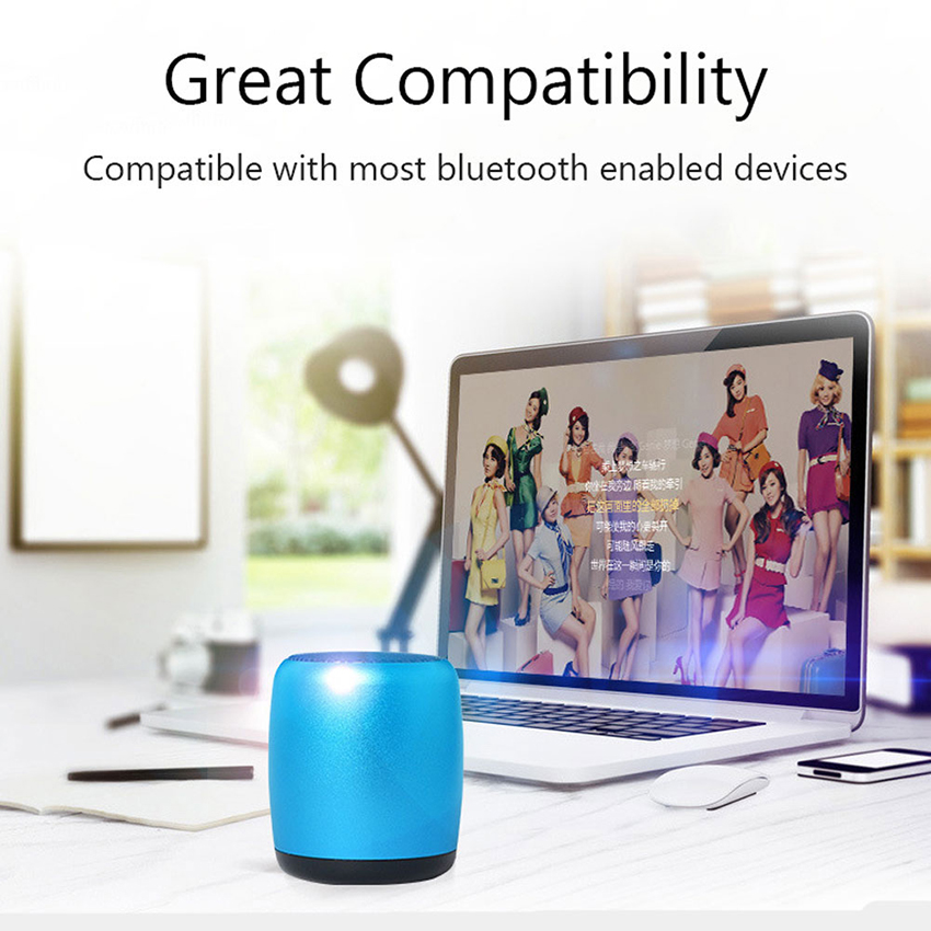 Aimitek-Mini-Wireless-Speaker-Small-Pocket-Size-blue-7