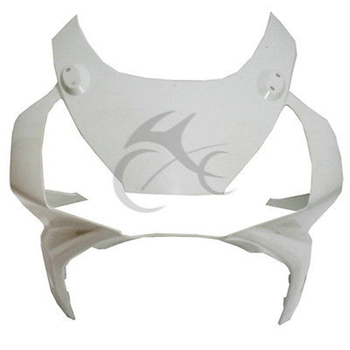 Unpainted Upper Front Fairing Cowl Nose For Honda CBR900RR CBR954 900 2002-2003 Motorcycle Accessories