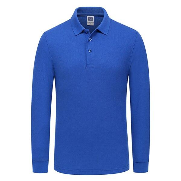 Personnel de bureau uniforme Tee Top professionnel Gestionnaire Work Wear Imprimé Polo T-shirt