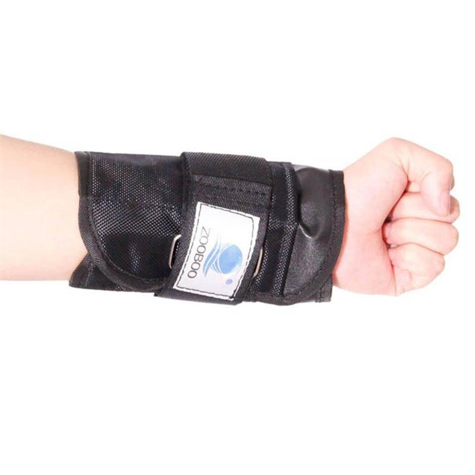 Zooboo Fitness-Equipment Strap Weights Basketball Training Tennis Adjustable Hand-Wrap
