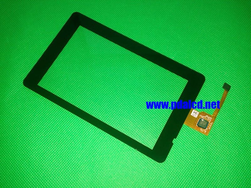 Original New 5 inch Capacitive Touch screen GCH148ACA36 H148A-13-P120823-0022 digitizer panel GPS Navigation Touch Screen Panels at050tn33 touch screen 5 inch x580lec520p
