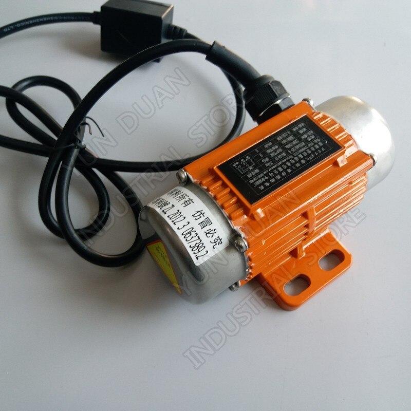 30W 28kg 110V 220V 380V copper line stator vibrate Vibration motor Adjustable Speed For blanking mixer agitator industry machine