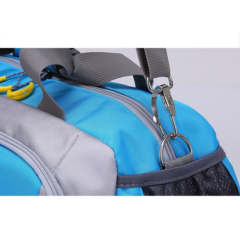 Оксфорд водоустойчив печат пътна - Багаж и пътни чанти - Снимка 6