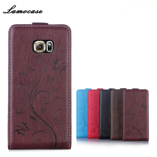 Luxury Leather Case For Samsung Galaxy note 7 N930FD SM-N930F Flip Cover phone case Classical Embossing phone bags phone shell