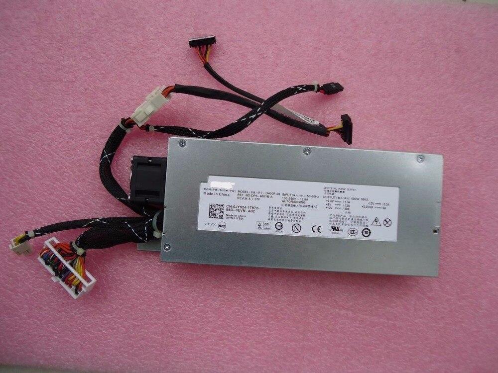Für Poweredge R300 Netzteil D400p-00 Dps-400yb Eine Jy924 Getestet Arbeits Computerkomponenten