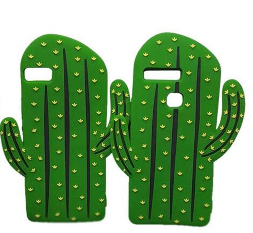 coque huawei p8lite cactus