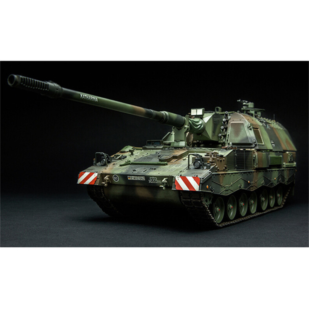 OHS Meng TS012 1/35 German Panzerhaubitze 2000 Self-Propelled Howitzer Military AFV Model Building Kits ohs meng ts015 1 35 german main battle tank leopard 1 a5 military afv model building kits