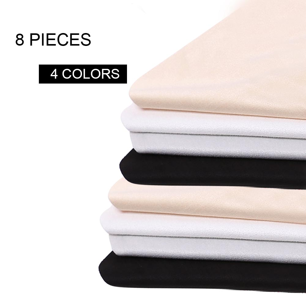 8 Pcs/lot Chamois Glasses Cleaner 145*175mm Eyeglasses Microfiber Cool Color Cleaning Cloth For Lens Phone Screen Cleaning Wipes