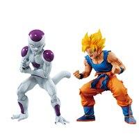 Chanycore Аниме 12-14 см Dragon Ball Frieza/Сон Гоку DS DRAWATIC ВИТРИНА Фигурку Модели КУКЛЫ Коллекционные рис.