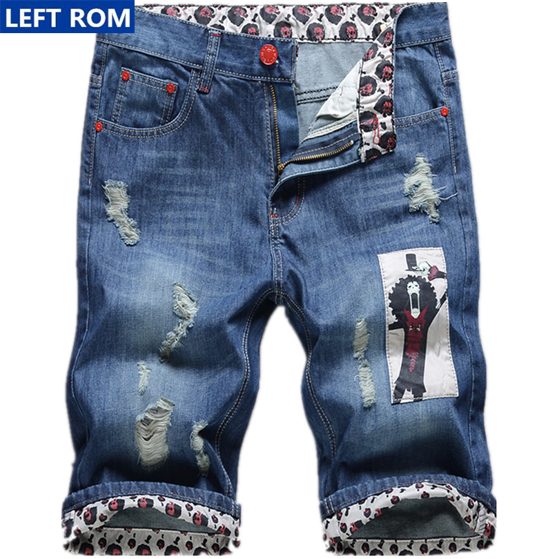 Popular Mens Jean Shorts-Buy Cheap Mens Jean Shorts lots from ...
