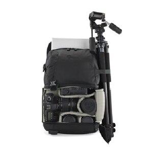 """Image 3 - Genuine Lowepro DSLR Video Fastpack 350 AW DVP 350aw SLR Camera Bag Shoulder Bag 17"""" Laptop & Rain Cover Wholesale"""