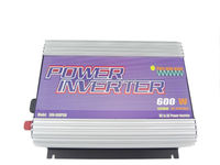 600W Inverter PURE SINE WAVE 12V/230V/50Hz, for solar system, for photovoltaic, MS PSW 600 12B