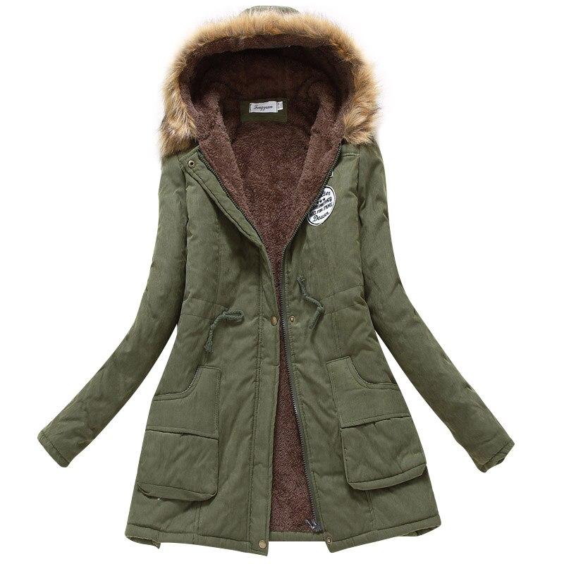 Plus Size 2016 Winter Warm Women Jacket Women s Down Jackets Down Coat jaqueta feminina Jacket