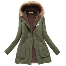 Plus Size 2016 Winter Warm Women Jacket Women's Down Jackets Down Coat jaqueta feminina Jacket Female abrigos chaquetas parka