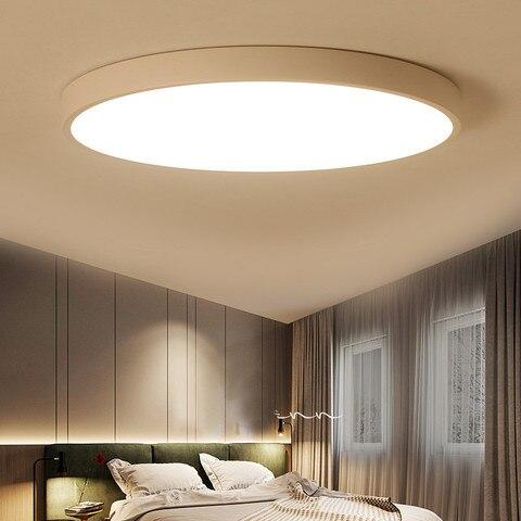 moderno led luz teto sala estar