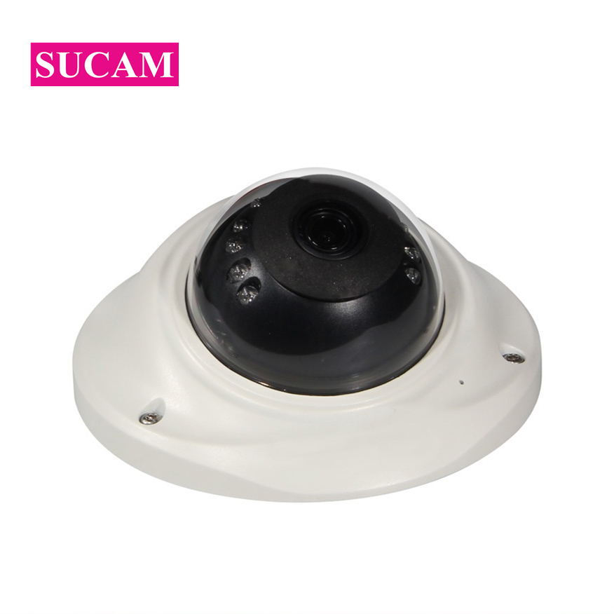 SUCAM Mini IP Camera 2MP ONVIF P2P Home Shop Factory Security Video Surveillance CCTV Infrared Camera with 2.8mm 3.6mm 6mm Lens