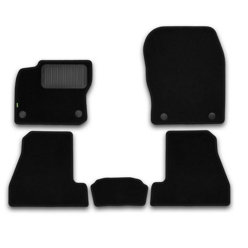 Car Mats 3D salon For LADA Granta, 2011->, front left, 1 PCs (polyurethane) tcrt5000 reflective infrared sensor photoelectric switches 10 pcs