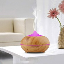 Changing LED Light Aroma Diffusers