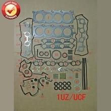 1UZ 1 3UZFE Двигателя полный комплект прокладок комплект для Toyota Majesta/crown Lexus GS 400/LS 400 Lincoln LS 32 В 4.0 3969CC 50178000