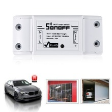 New Sonoff Smart Remote Control Wireless Switch Module Modified Update Smart Home Solution with Timer for iOS Android