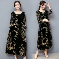 India Tunic Top Long Elegant Sari Dress Quality Chiffon Womens Printed Blouse Women India Pakistan Clothing