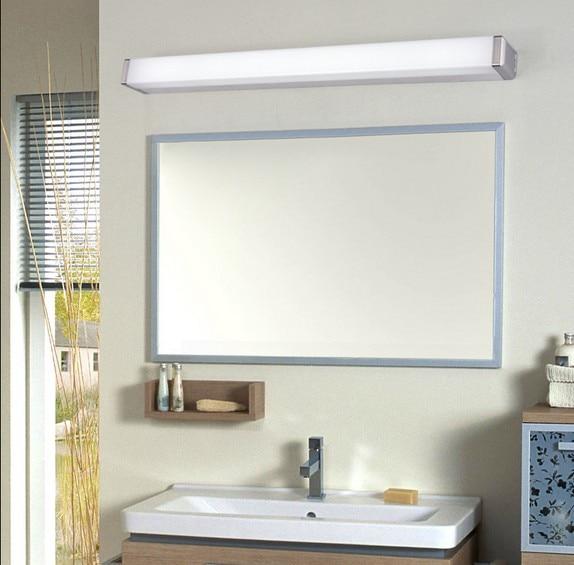 Simple moderne applique murale étanche brouillard miroir LED Wall ...
