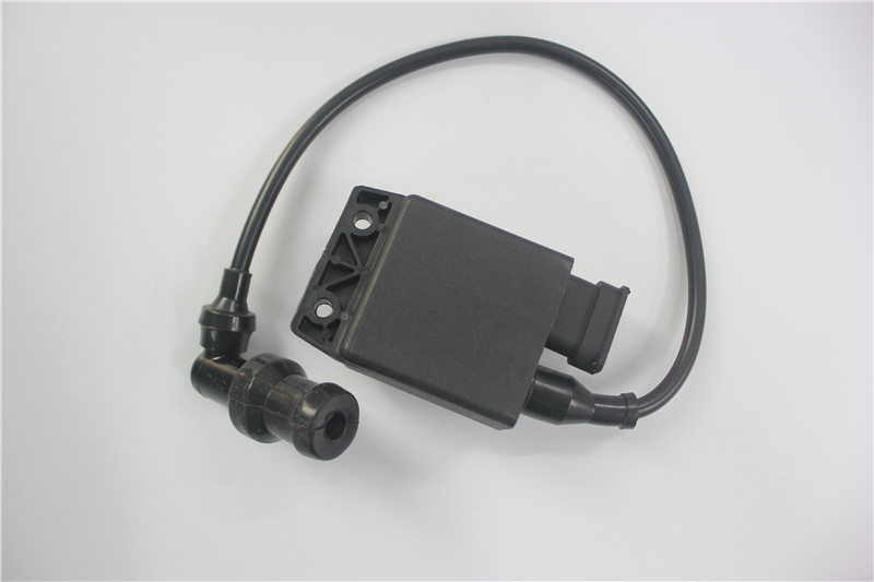 Motorcycle Cdi Box Ignition Coil For Piaggio Gy6 50cc 100cc Gy6 Scooter Byq100t Fly50 Fly100/byq100t-2