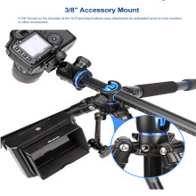 GA268TB2 BENRO Portable Profeesional Travel Tripod Professional Photographic For Digital SLR DSLR Camera