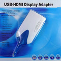 USB3.0 to HDMI converter  USB cable to hdmi External graphics card adapter for laptop Projector 2048*1152 5Gbps