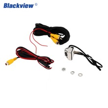 Blackview Mini Night Vision 170 Car Rear View Backup front Camera NTSC PAL LED Parking Assistance color infrared ray drill