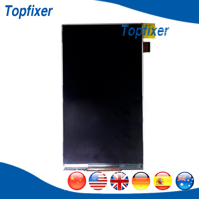 Replacement For Explay A500 LCD Screen Display Digitizer With Tracking Number 1PC/Lot explay для смартфона explay craft