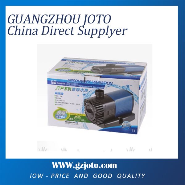 electric submersible pump price for swimming pool garden pond 40W 6000L/h JTP-6000