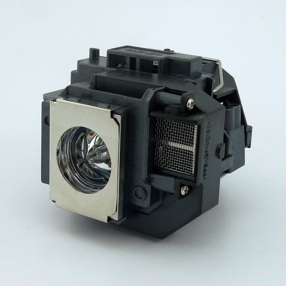 Replacement Projector Lampe EP54 For PowerLiteS7 / PowerLiteS8 + / - Hjem lyd og video - Foto 2