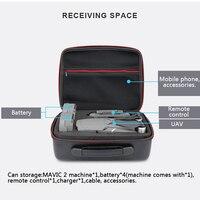 Portable Handbag For DJI Mavic 2 Carrying Bag for DJI Mavic 2 PRO/ Zoom Pro Waterproof Hard EVA Case Mavic 2 Drone Accessories