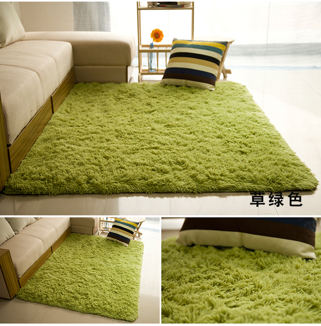 4 5cm Thick Anti Slip 120 200cm Large Floor Carpets For Living Room Modern