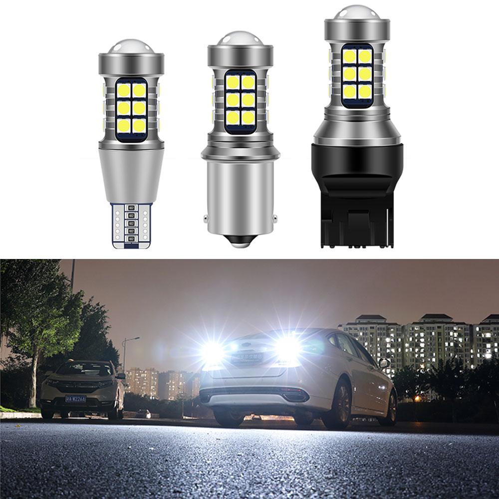W16W  T15 11W HP CREE with projector LED REVERSE Car Bulbs B