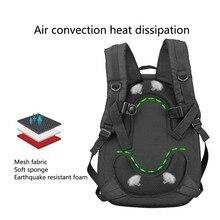 2016 phantom 3 Hardshell Bag Backpack Shoulder Carry Case Hard Shell Box for DJI Phantom 3 Standard FPV Drone Quadcopter