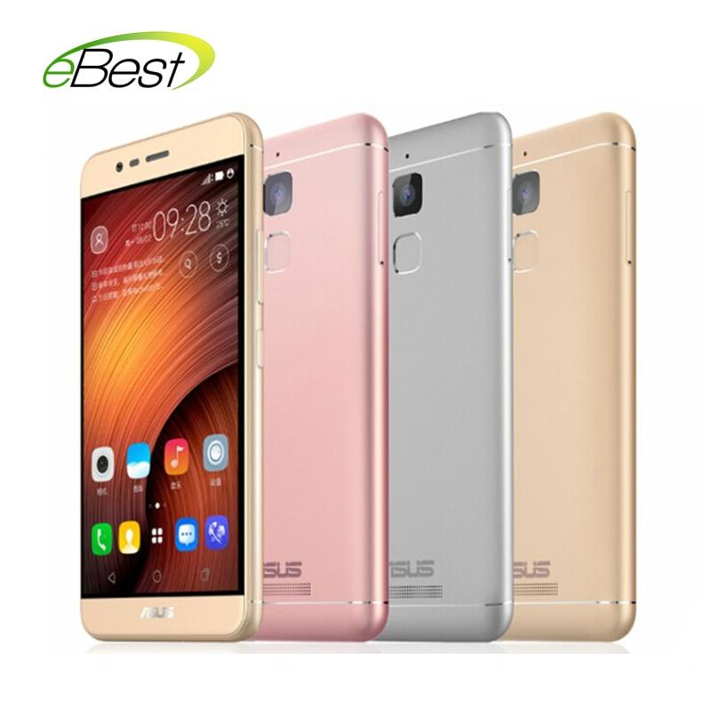 ASUS Zenfone Pegasus 3 X008 4G zenfone max 3 android 6.0 smartphone Fingerprint ID MT6737 Quad core 5.2'' 4100 mAh 13MP phone