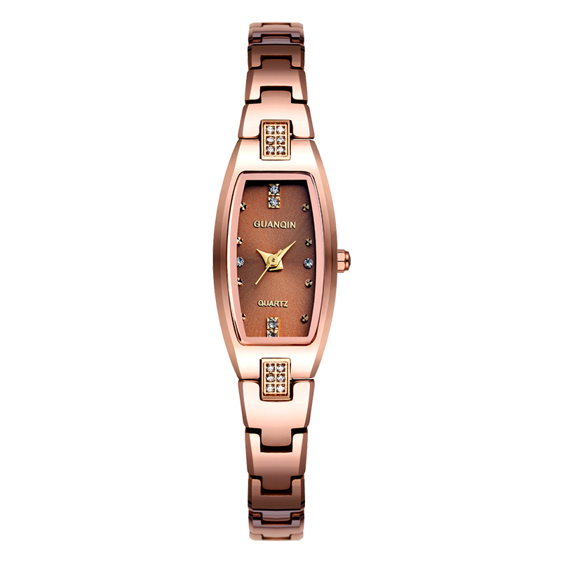 GUANQIN GS19071 watch women luxury brand Tungsten Steel Watches Fashion Waterproof Women's Quartz Watch Korean Bracelet Watch кабель remax suteng lightning 1 м тканевая оплётка красный