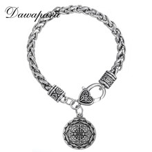 Dawapara Sri Yantra Great Wealth Hindu Goddess Pendant Tantric Yoga Hindi Jewelry Bulk Male Carter Bracelet Men