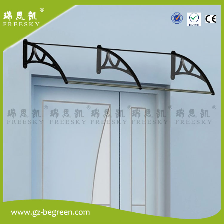 Captivating YP100240 Alu 100x240cm 39x94.5in Ploycarbonate Aluminum Frame Awning,PC  Window And Door