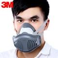 3m1211 pro anti-poeira máscara anti neblina de poeira pólen de construção industrial gás venenoso família and professional ferramentas de proteção do local