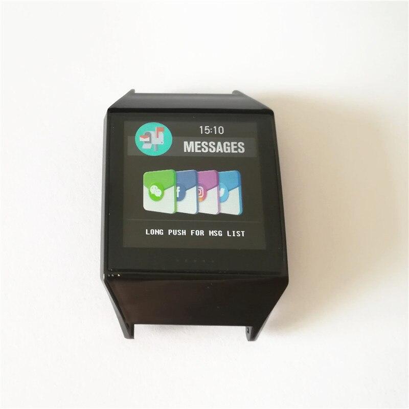 W1 Smart Bracelet Blood Pressure Measurement Color Screen Fitness Tracker Watch Waterproof IP68 Heart Rate Monitor GPS Tracker 37