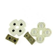 300 sets/partij Geleidende Lijm Rubber Key Pads Voor Playstation 3 PS3 Controllers Knoppen Reparatie Onderdelen Vervanging