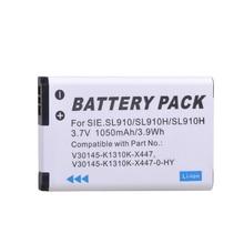 1 шт. DuraPro 1050 в 3,7 мАч беспроводной телефон литий-ионный батарея для Siemens Gigaset SL910 SL910A SL910H V30145-K1310K-X447 батареи