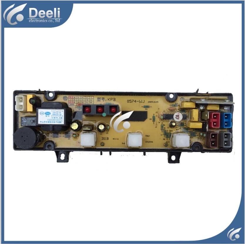 95% new Original good working Washing machine board kpb311b kpb-311b xqb50-80100d motherboard free shipping 100% tested for sanyo washing machine board xqb50 758 xqb50 m807 xqb50 768 xqb50 658 motherboard on sale