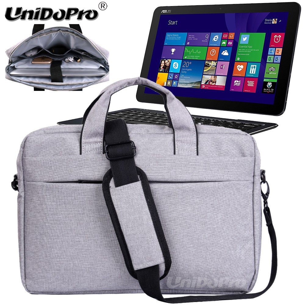 UNIDOPRO Waterproof Messenger Shoulder Bag Case for Asus Transformer Book Trio, Vivo Tab 11.6in Spin 2-in-1 Tablet Sleeve Cover hepatoprotective activity appraisal in vivo in vitro evaluations