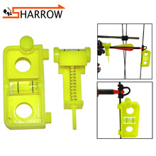 1pc BowString Tuning Mounting String Level Combo Arrow Level And Snap On String Level For Hunting Shooting Archery Accessories why do crocodiles snap level 3 factbook