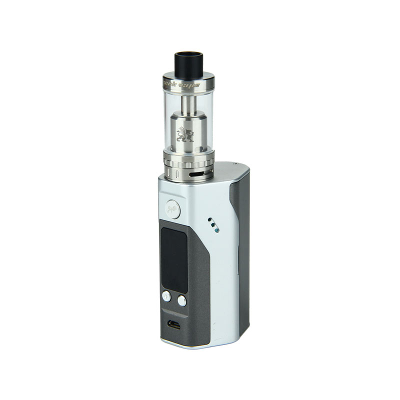 ФОТО 100% Original WISMEC Reuleaux RX200S MOD & GeekVape Griffin 25 RTA 6ml Tank Atomizer Hot Sale Electronic Cigarettes Starter Kit
