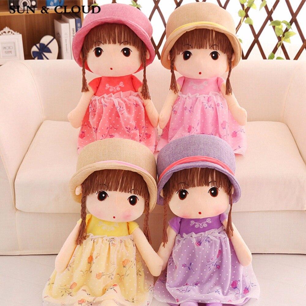 1pc Soft Seahorse Doll Sleep Cushion Pillow Stuffed Plush Toys for Kids 60cm